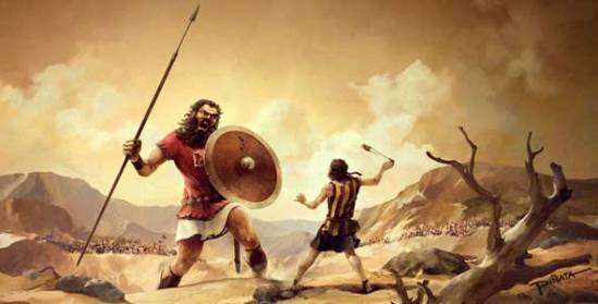 david-and-goliath-giants-nephilim-bible giants-fallen angels